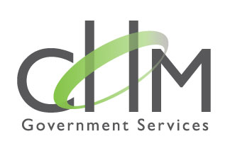 CHM Government Services logo