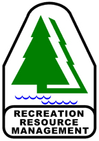 Recreation Resource Management logo