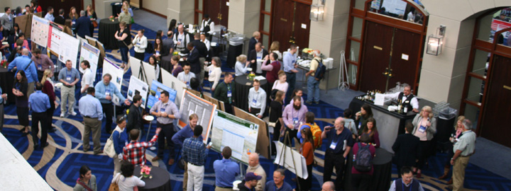 Conference Poster Session in 2015
